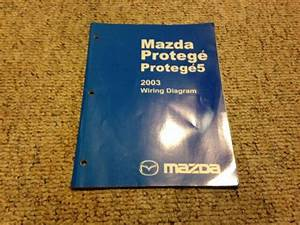 2003 Mazda Protege 5 Protege5 Electrical Wiring Diagram