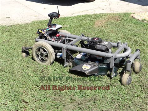 guide how to build a radio rc lawn mower every topic covered diy ebay