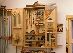 New tool cabinet packs in a lot of storage - FineWoodworking