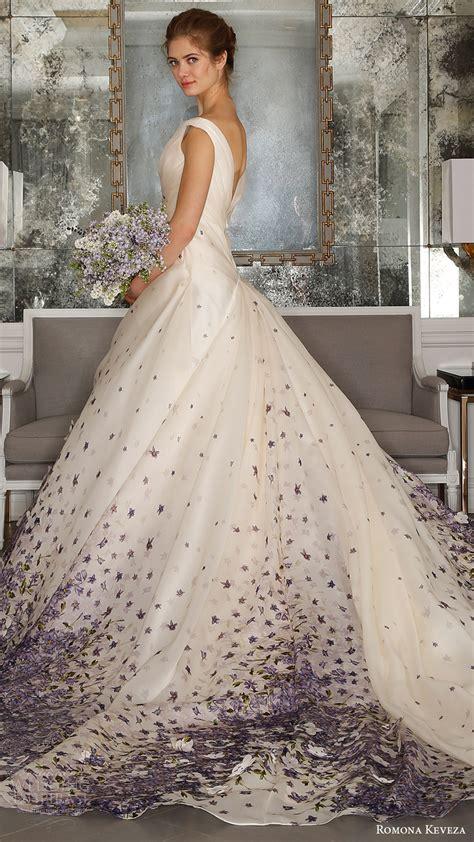 romona keveza spring  wedding dresses ode  paris