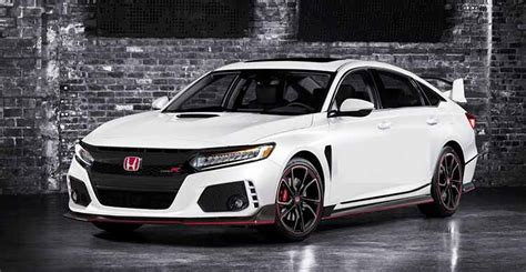 2019 Honda Accord Type R Release Date In Us