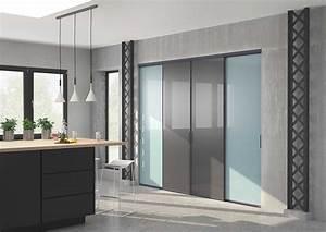 Prix Placard Sur Mesure : placard coulissant am nagements et portes sur mesure ~ Premium-room.com Idées de Décoration