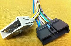 Chrysler Radio Wire Harness Stereo Connect Wiring Chr01