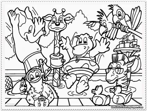 safari animal coloring pages bestofcoloringcom