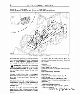 New Holland Lb75 B Lb90 Lb110 Lb115 B Tractor Loader Pdf