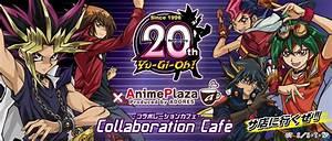 Anime Plaza Collaboration Cafe   Yu-Gi-Oh!   Fandom ...