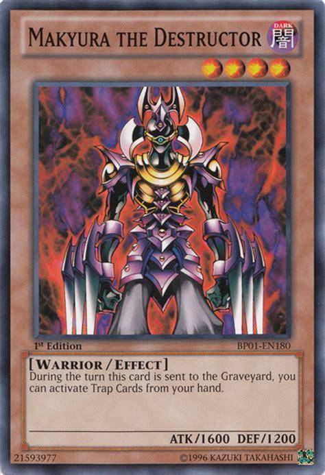 makyura the destructor yu gi oh
