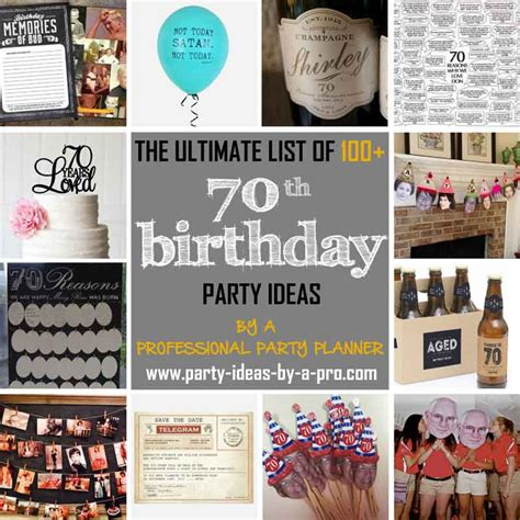 birthday party ideasby  professional party planner
