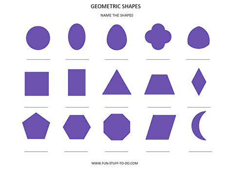 geometric shapes worksheet bennyceau61 blogcu