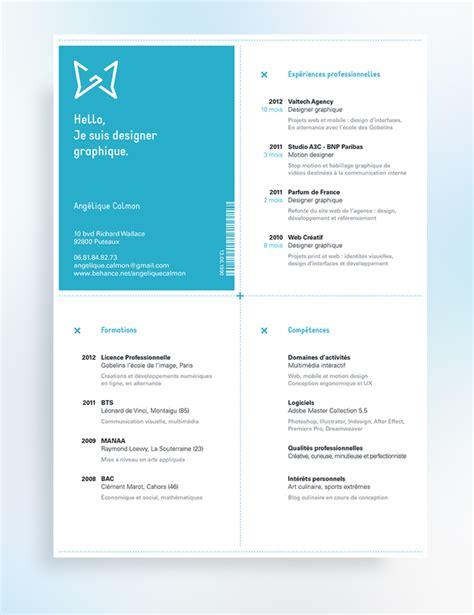20 cv cr 233 atifs pour votre inspiration webdesigner trends