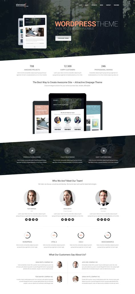 Looking Ahead Web Design Trends in 2015 GT3 Themes