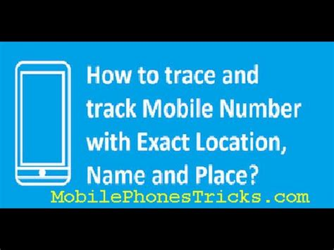 trace a phone number how to trace a cell phone number for free doovi