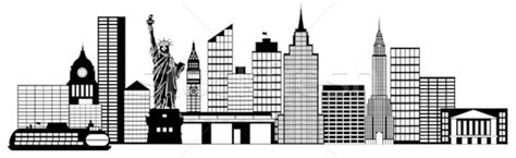 New York City Clip In New York City Clipart Clipground