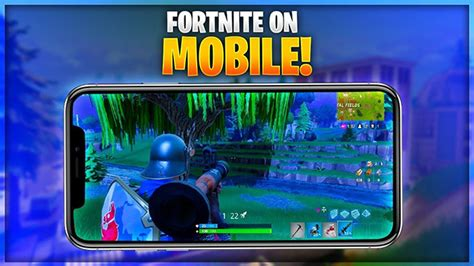 fortnite battle royale mobile ios test truoc android