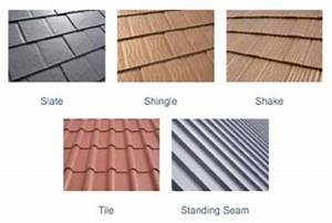 why a metal roof highland metal roofing ontario ltd With different types of metal siding