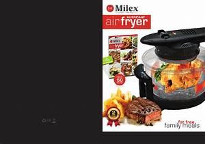 Milex Hurricane Fryer Instruction Manual Pdf View  Download