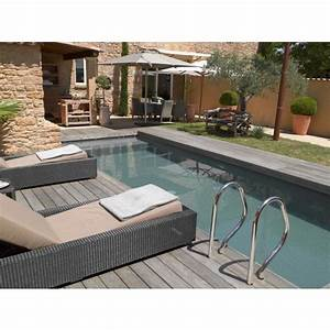 cest le printemps comment amenager lespace autour de With amenagement jardin avec bassin 11 une ambiance de reve autour de votre piscine