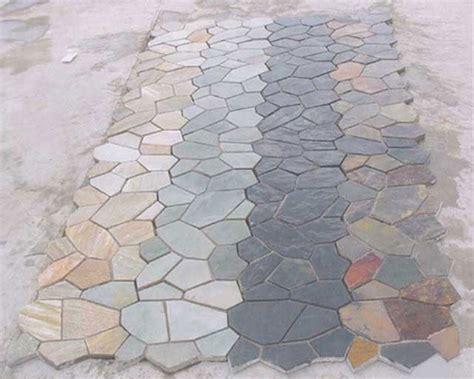 flagstone mat china flagstone mat china slate flag stone