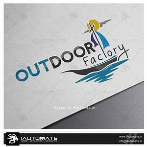 Outdoor Camping Logo design | iAutomate