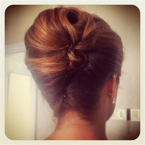 Classic Wedding Updo Hairstyles by Classic Twist Wedding Hairstyles
