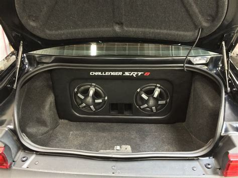 Dodge Challenger SRT-8 | Car Audio Upgrade - Mobile West