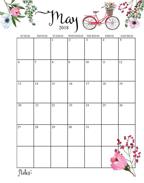 printable calendar template month to month printable calendar 2018 calendar