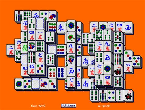 Mahjong Tiles Solitaire Strategy entertainment strategy war freeware