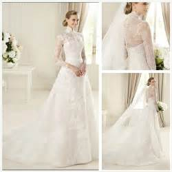 wedding gowns with sleeves sleeve wedding dresses lace