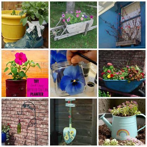 Upcycling Ideen Garten by Upcycling Garden Ideas