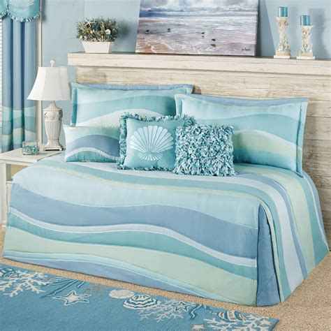 beach daybed bedding sets video