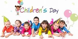 Children's Day Greetings Happy Kids Picture