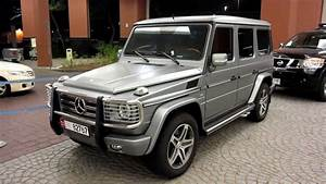 Gun-metal Matte Grey G55 Amg Mercedes-benz