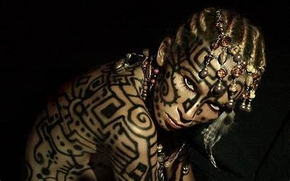 Tattoo Wallpapers Tattoos Cleopatra Brunettes Machine 3d