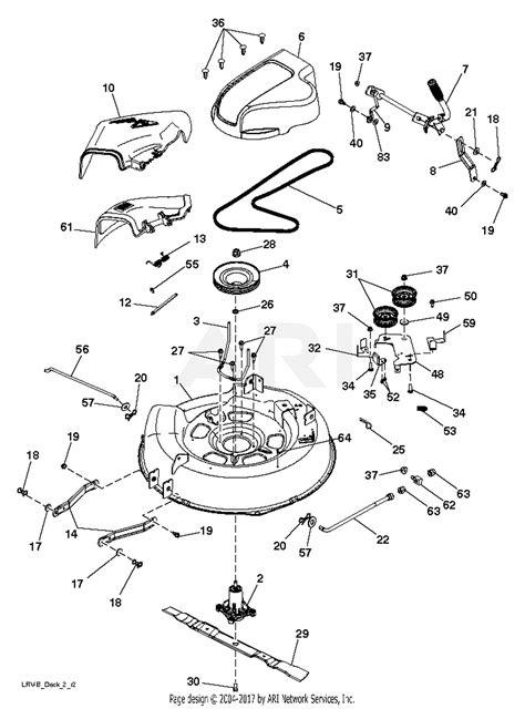 poulan pb    parts diagram