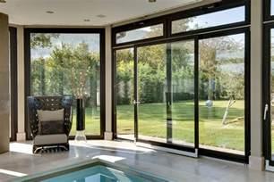 green aluminum glass door imagas aluminium patio wood