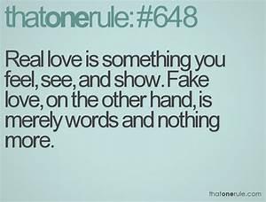 False Love Quotes. QuotesGram