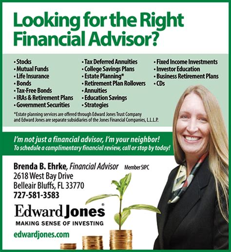 edward jones financial advisor sperruzza 28 images