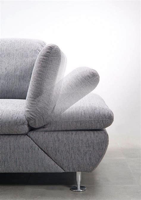 hauteur canapé canapé 3 places lineflex avec très grande chaise longue