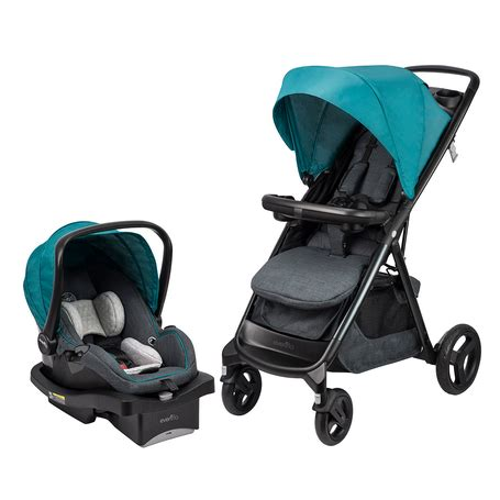 lux travel system evenflo