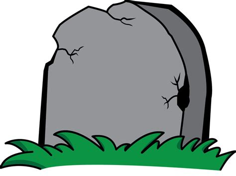 Tombstone Clipart Gravestone