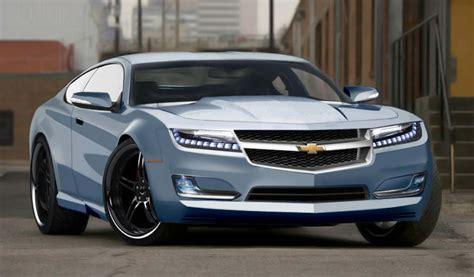 2016 Chevrolet Chevelle Exterior And Interior Design