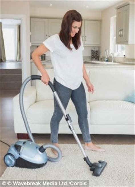 Vacuuming Could Aggravate Allergies  Daily Mail Online