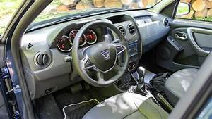 Dacia Duster Innenraum : test dacia duster dci 110 doppelkupplungsgetriebe edc ~ Kayakingforconservation.com Haus und Dekorationen