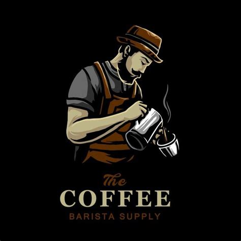 Give your new coffee shop that professional look your clients deserve by designing a coffee shop logo that represents your business. Coffee Mixers In Coffee Shop Vector Logo Design Chalkboard Caffeine Doodles PNG Transparent ...