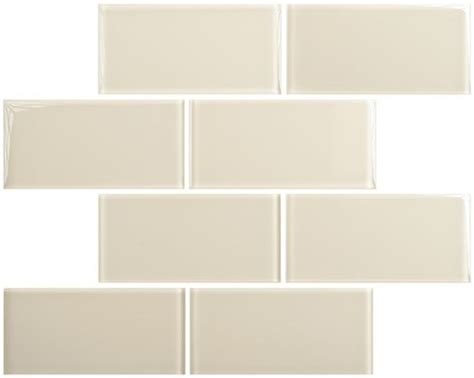 ivory glass subway tile basic collection 3 x 6 ivory colors the o jays and glass subway tile