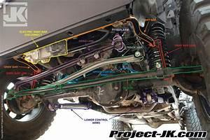 Rubicon4wheeler  Jeep Falls Victim To Death Wobble