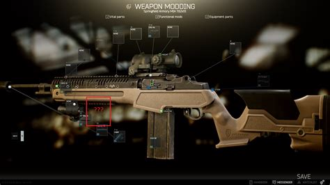 Let Us Put A Grip On The Archangel M1a Stock
