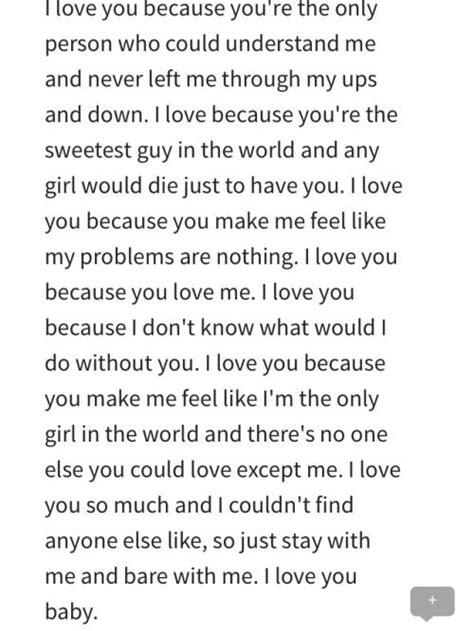 love letter to my boyfriend letter to boyfriend gplusnick 23490 | best 25 boyfriend love letters ideas on pinterest letter for regarding love letter to boyfriend