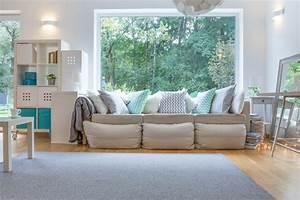 Petit Salon Cosy : d coration salon cosy couleurs meubles id es d co ooreka ~ Melissatoandfro.com Idées de Décoration