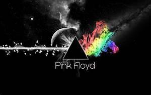 Pink Floyd hard rock classic retro bands groups album ...